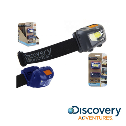 Discovery Adventures Skylab Cob Headlight 3WW