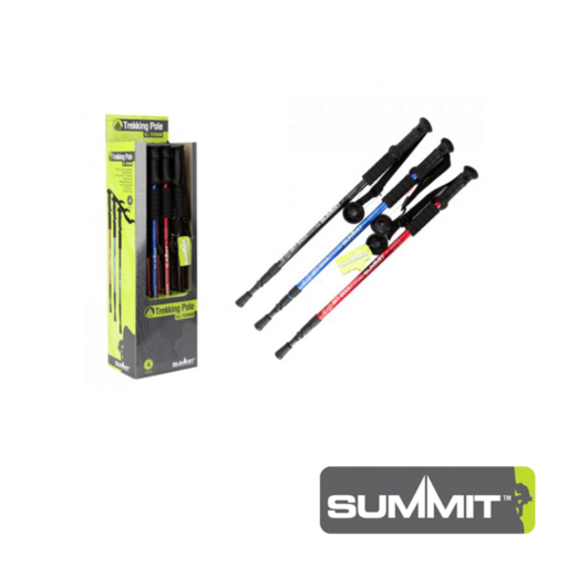 Summit Anti Shock Trekking Pole