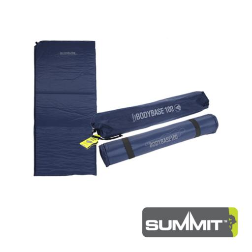 Summit Body Base 100 Self Inflating Mat