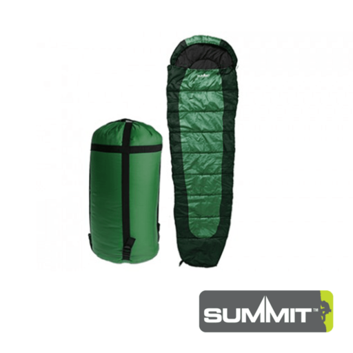 Summit Double Layer Mummy Sleeping Bag