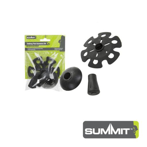 Summit Trekking Pole Accessories Set