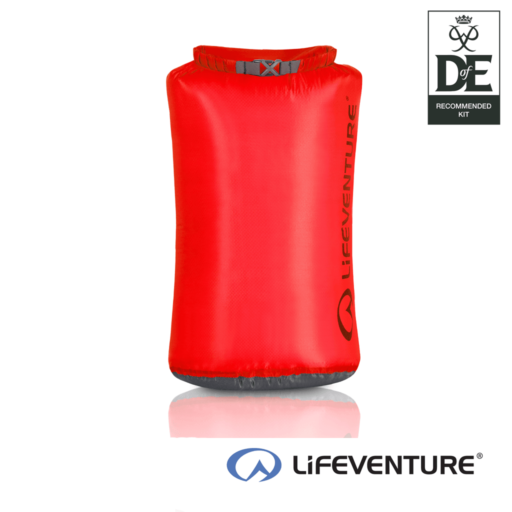Lifeventure Ultralight Dry Bag – 25 L