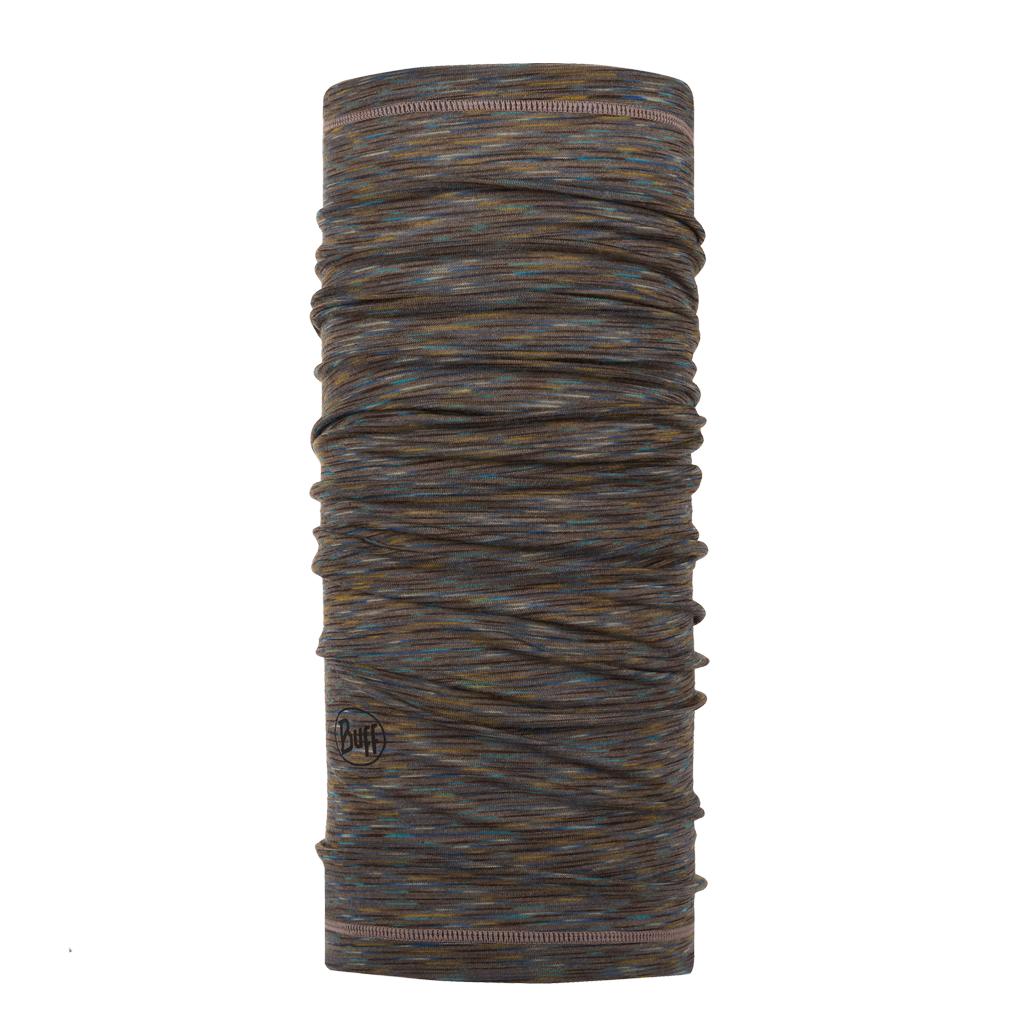 Buff Lightweight Merino Wool Fossil Multi Stripe