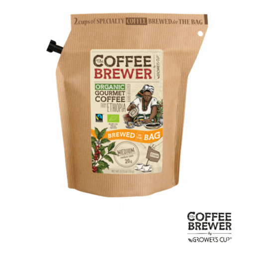 The Brew Company 2cup Ethiopia Coffee