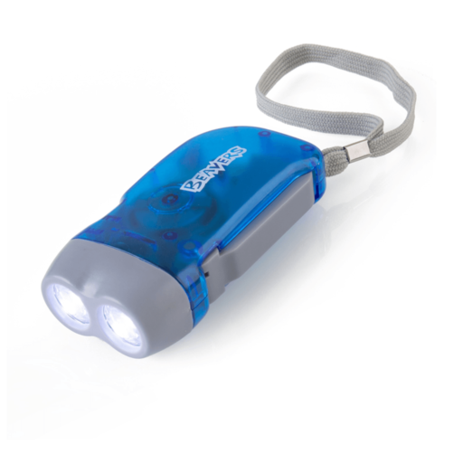 Beavers LED Wind Up Torch Scouting Gift