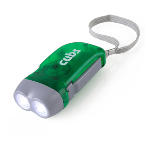 Cubs LED Wind Up Torch Scouting Gift