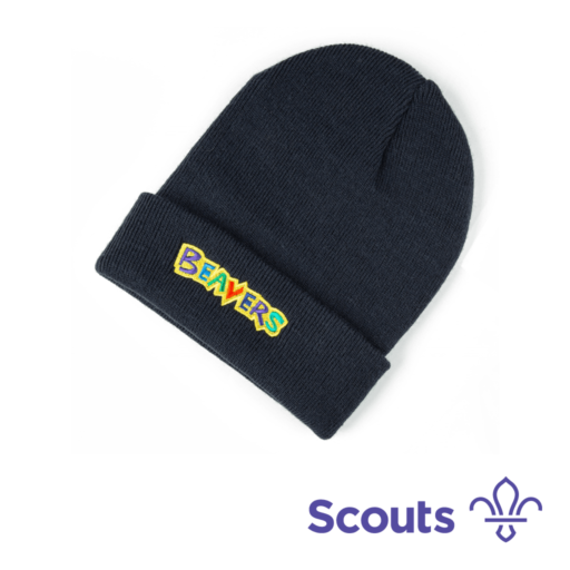 Beavers Beanie Scouting Gift