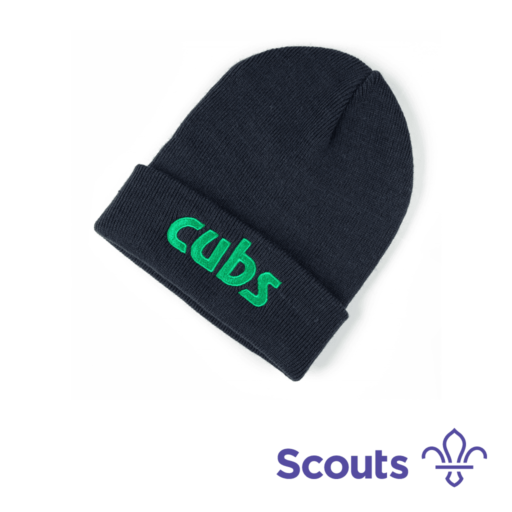Cubs Beanie Scouting Gift