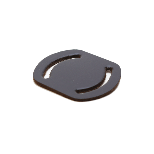 Neckslide Woggle – Dark Brown