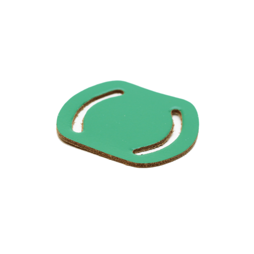 Neckslide Woggle – Dark Green