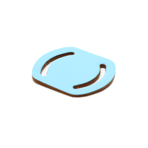 Neckslide Woggle – Light Blue