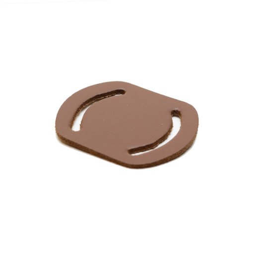 Neckslide Woggle – Light Brown
