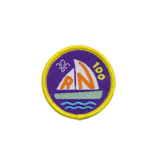 RN100 Event Badge