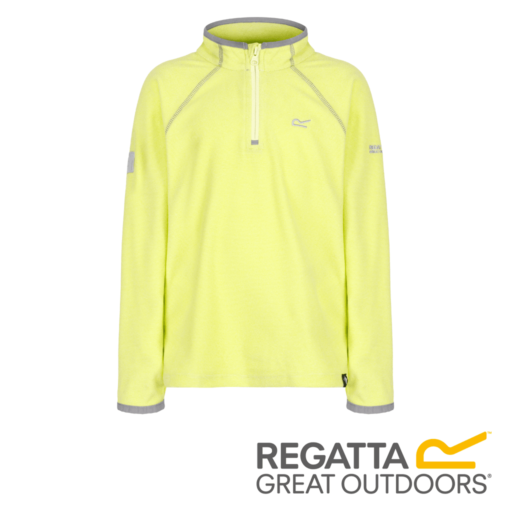 Regatta Kid's Loco Half Zip Fleece