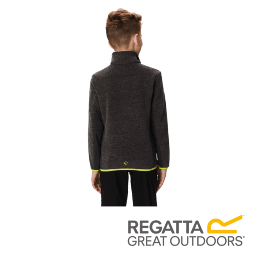 Regatta Kid's Ascendo Full Zip Fleece