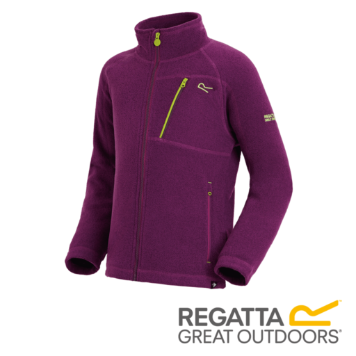 Regatta Kid's Balos Full Zip Fleece