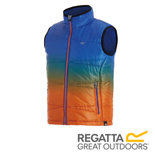 Regatta Kid's Icebound III Mid Weight Insulated Gilet
