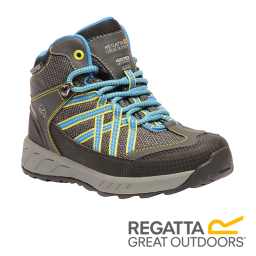 Regatta Kid's Samaris Mid Walking Boots
