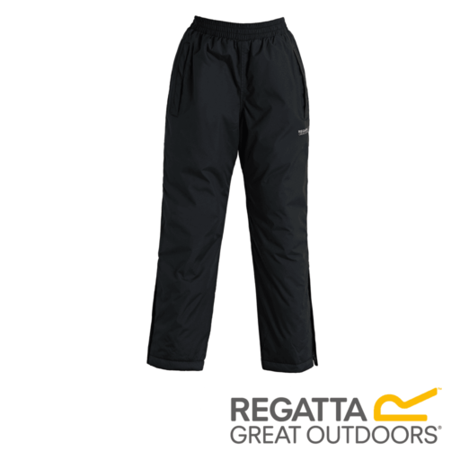 Regatta Kid's Padded Chandler Breathable Waterproof Overtrousers