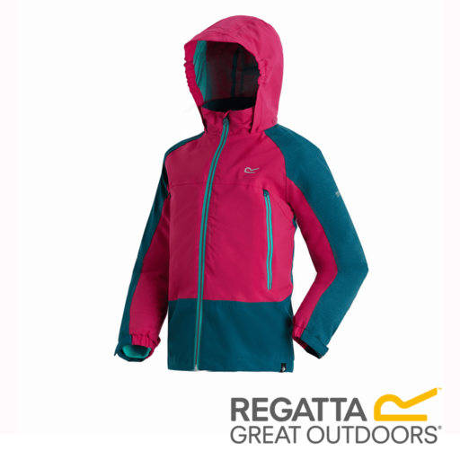 Regatta Kid's Hydrate III Waterproof 3-In-1 Jacket