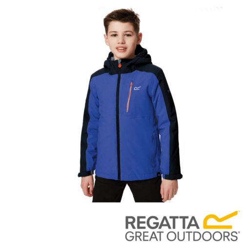 Regatta Kid's Aptitude III Waterproof Insulated Jacket