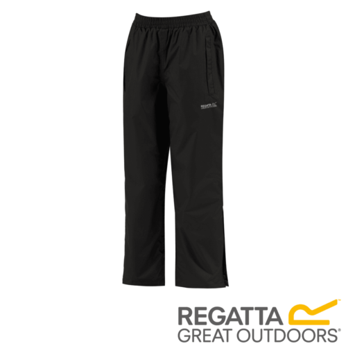 Regatta Kid's Chandler Breathable Waterproof Overtrousers