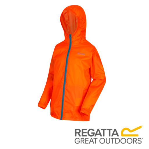 Regatta Kid's Pack It Jacket III Waterproof Packaway