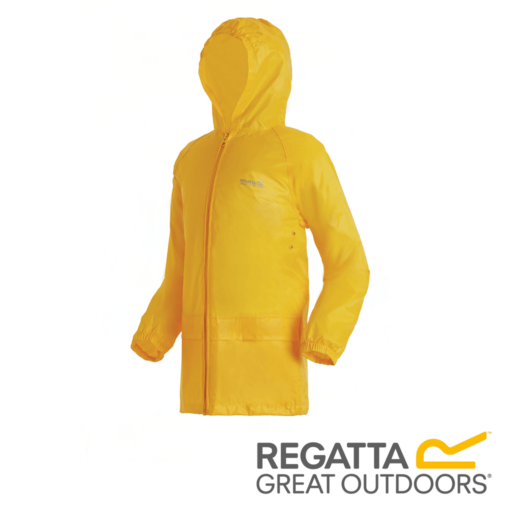 Regatta Kid's Stormbreak Waterproof Jacket
