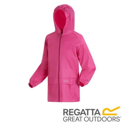 Regatta Kid's Stormbreak Waterproof Jacket – Jem
