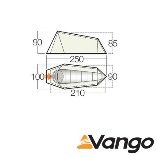 Vango Soul 100