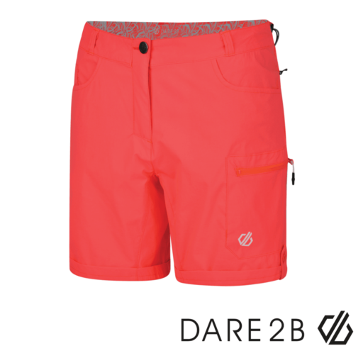 Dare 2b Melodic II Shorts – Fiery Coral