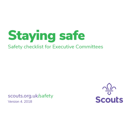 Safety Checklist for Executive Committees – White Card