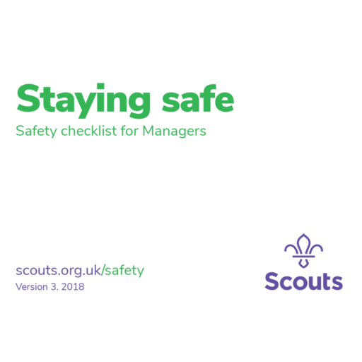 Safety Checklist for Managers – White Card