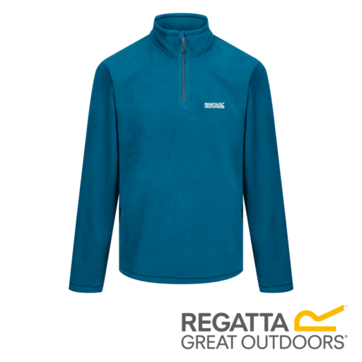 Regatta Men's Thompson Lightweight Half-Zip Fleece