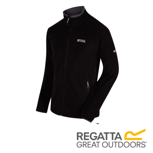 Regatta Men's Stanton II Mid Weight Full-Zip Fleece