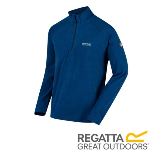 Regatta Men's Montes Fleece – Oxford Blue