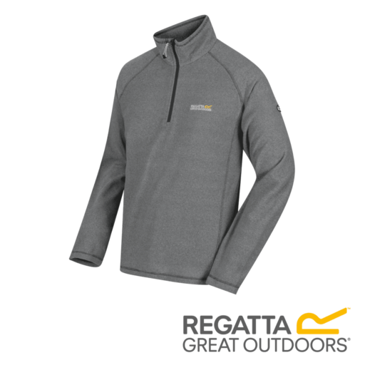 Regatta Men's Montes Fleece – Light Steel
