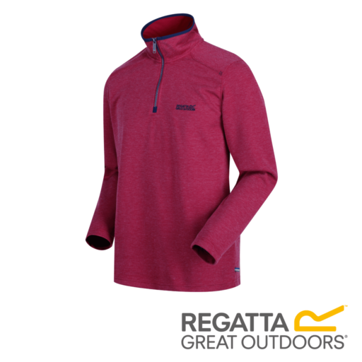 Regatta Men's Tarian Half-Zip Fleece
