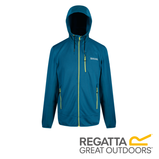 Regatta Men's Tarnis II Hooded Fleece
