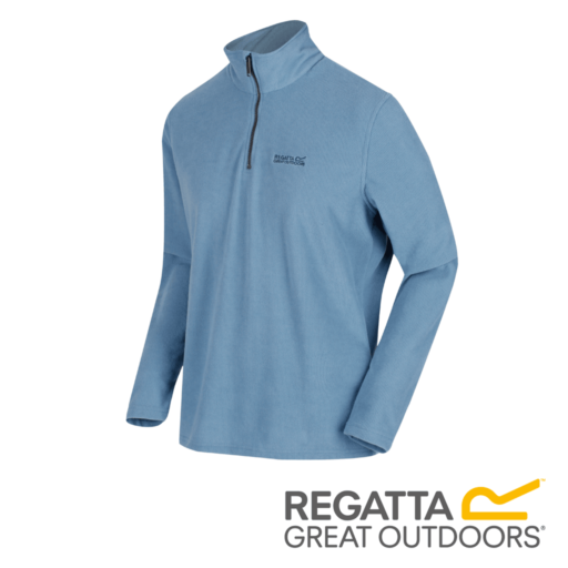 Regatta Men's Elgor Lightweight Half-Zip Fleece