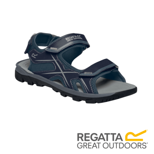 Regatta Men's Kota Drift Sandals – Navy / Dark Steel