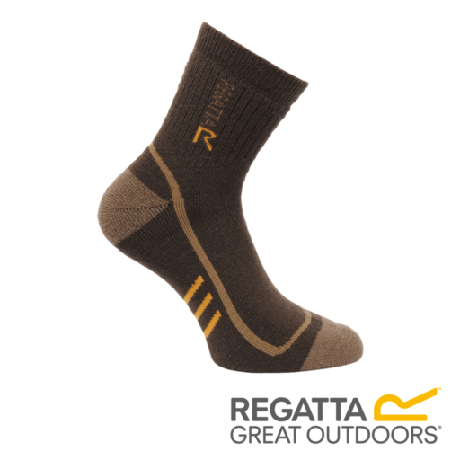 Regatta Men's 3 Season Heavyweight Trek & Trail Socks – Clove