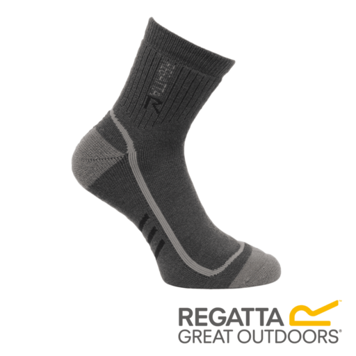 Regatta Men's 3 Season Heavyweight Trek & Trail Socks – Iron
