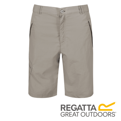 Regatta Men's Leesville Lightweight Chino Shorts – Parchment