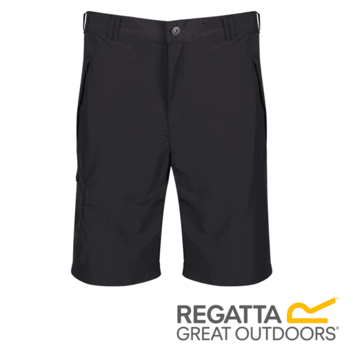 Regatta Men's Leesville Lightweight Chino Shorts – Ash