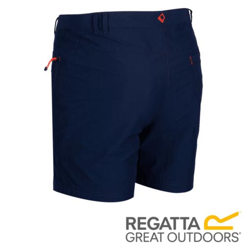 Regatta Men's Highton Active Stretch Shorts – Navy
