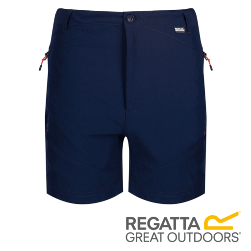 Regatta Men's Highton Active Stretch Shorts – Navy