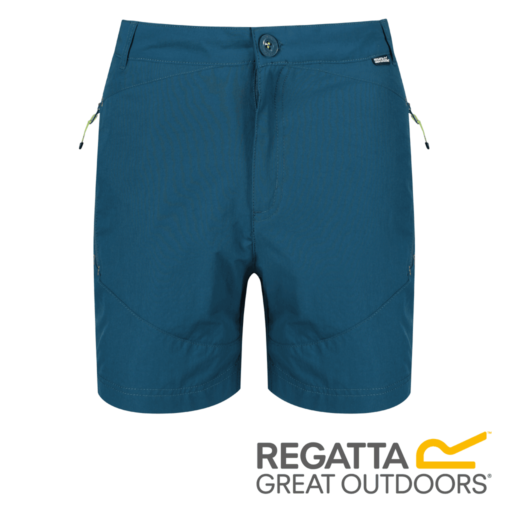Regatta Men's Highton Active Stretch Shorts – Sea Blue