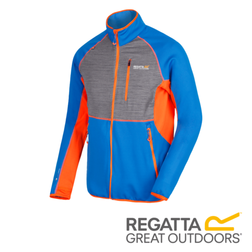 Regatta Men's Yare Knitted Stretch Softshell Jacket