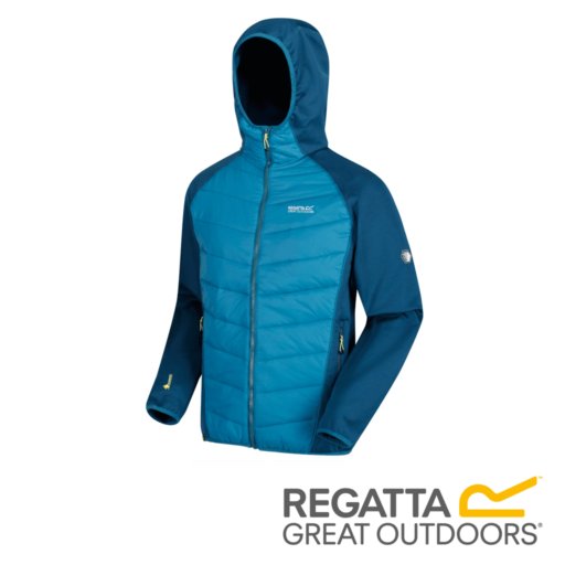 Regatta Men's Andreson IV Lightweight Insulated Hybrid Jacket